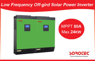 China 1Kva 12Vdc 800W Off Grid Inverter With 50A Pwm Solar Charger fabriek